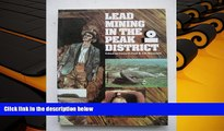 Read Online Lead Mining in the Peak District  For Ipad