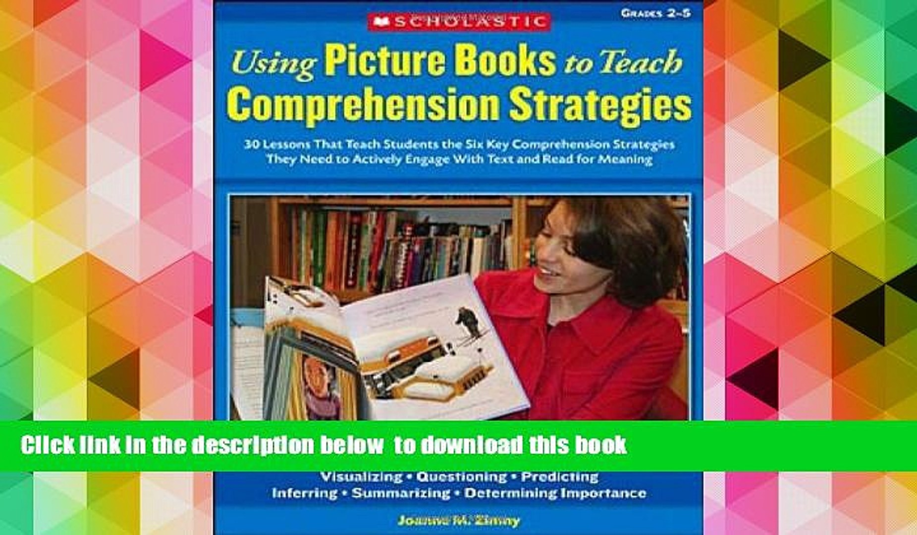 Comprehension: The Goal of Reading