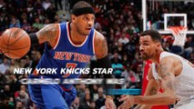 Carmelo Anthony ejected after hitting Hawks' Thabo Sefolosha in face