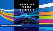 Audiobook  Energy for Future Presidents: The Science Behind the Headlines Richard A. Muller Pre