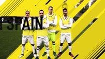 FIFA 17 : Des joueurs du Real Madrid tirent les coups-francs comme dans le jeu