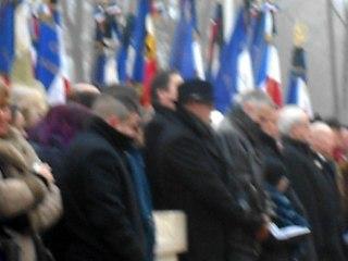 Beauvais : hommage aux gendarmes morts dans un accident de la route