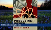 Audiobook  Producing Power: The Pre-Chernobyl History of the Soviet Nuclear Industry (Inside