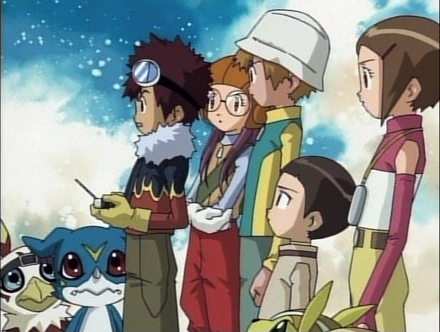Digimon S02 Ep 26