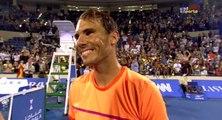2016 Abu Dhabi Rafael Nadal vs. Tomas Berdych / Last game & Interview