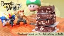 Barra de Chocolate Crocante - Receitas de Minuto EXPRESS #16-vt16db1IZBM