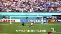 اهداف مباراة هولندا و ايرلندا 2-0 ثمن نهائي كاس العالم 1994