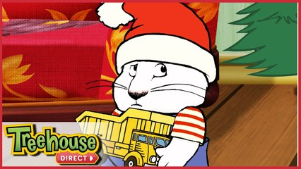 Max & Ruby's | Max's Christmas Present - Ep.61B | HD Cartoons for Children