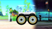 Haunted House Monster Truck - Haunted House Monster Truck | War Continue | Lost Power | Ep 19