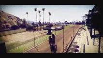 EXTREME GTA 5 STUNT MONTAGE