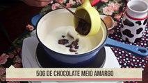 Chocolate Quente de Paçoca - Receitas de Minuto EXPRESS #150-aeyGhyTFtgw