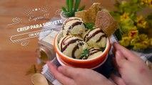 Crisp Para Sorvete - Receitas de Minuto EXPRESS #222-G3TkQOwS6X0