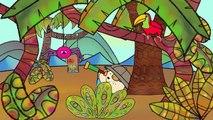 Rain Rain Go Away   Nursery Rhymes for Kids   ELF Learning, The Singing Walrus
