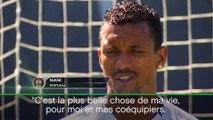 "FOOTBALL: Exclusive Interviews: Interview - Nani : ""L'Euro ? La plus belle chose de ma vie"""