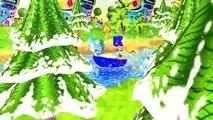 Ten Little Indians Nursery Rhyme | Popular Number Nursery Rhymes For Children | Popular Kids Songs