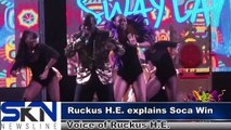 Ruckus wins Groovy Soca Monarch Title