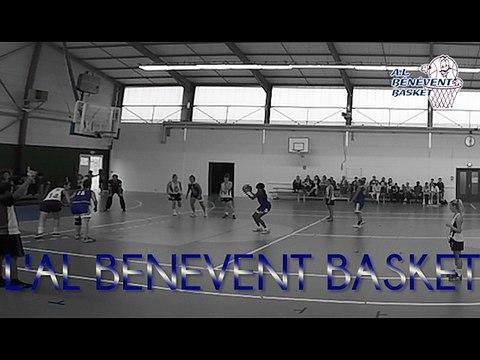 Voeux 2017 Bénévent basket