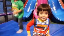 Indoor Playground Family Fun Play Area Kids Giant Slides Childrens Inflatable Play Center Play Place
