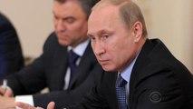 Obama administration announces sanctions against Russia