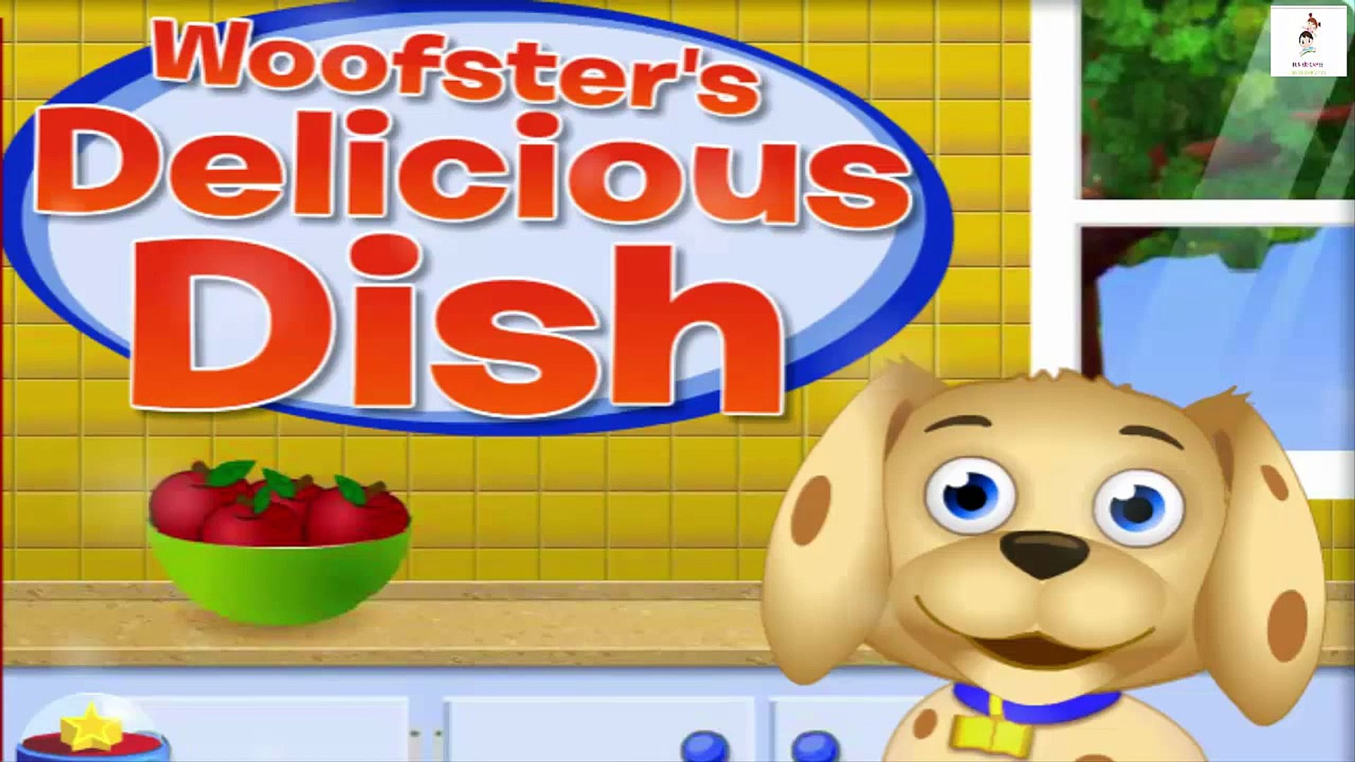 Super Why! Delicious Dish   Kids Game Movie