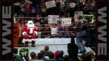 ne Cold' drops Santa Claus with a Stunner - Raw, Dec. 22, 199