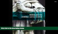 Read  Women and the Criminal Justice System (4th Edition)  Ebook READ Ebook