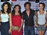 Shah Rukh Khan, Juhi Chawla, Onir, Sanjay Suri, Malaika Arora Khan At 'I Am' Success Bash