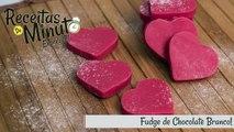 Fudge de Chocolate Branco - Receitas de Minuto EXPRESS #50-7tx97wn9kYg