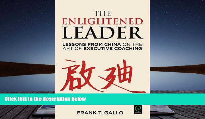 Audiobook  The Enlightened Leader: Lessons from China on the Art of Executive Coaching (0) Trial