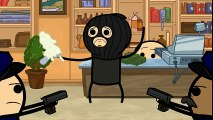 Arts & Crafts - Cyanide & Happiness Shorts