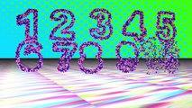 Los Numeros en Español para Niños | videos infantil espanol | los números | aprender a contar