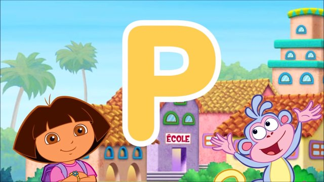 Dora the Explorer Phonics Song - Dora The Explorer ABC Song - Dora The Explorer Theme Alphabet Song
