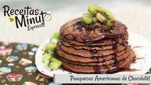 Panquecas Americanas de Chocolate - Receitas de Minuto EXPRESS #56-B2wts-09HHM