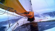 D54 : Sebastien Destremau is sailing off the coast of Australia / Vendée Globe