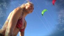 Women Battle For World Kiteboarding Title 2016 | Skuff TV Offcuts