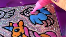 Gelarti Designer Studio Foils! Paint & Decorate Peel off Reflective STICKERS! DIY Stickers