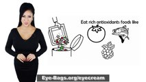 Best Way To Get Rid Of Bags Under Eyes  |  How to Get Rid of Bags Under your Eyes Fast