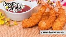 Camarão Empanado - Receitas de Minuto EXPRESS #121-tOMEIa80Lhc