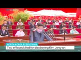 North Korea Executions: Two officials killed for disobeying Kim Jong-un