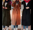 2017 Kış Tesettür Giyim Modası - 2017 Kış Tesettür Giyim Koleksiyonu   www.bernardlafond.com.tr