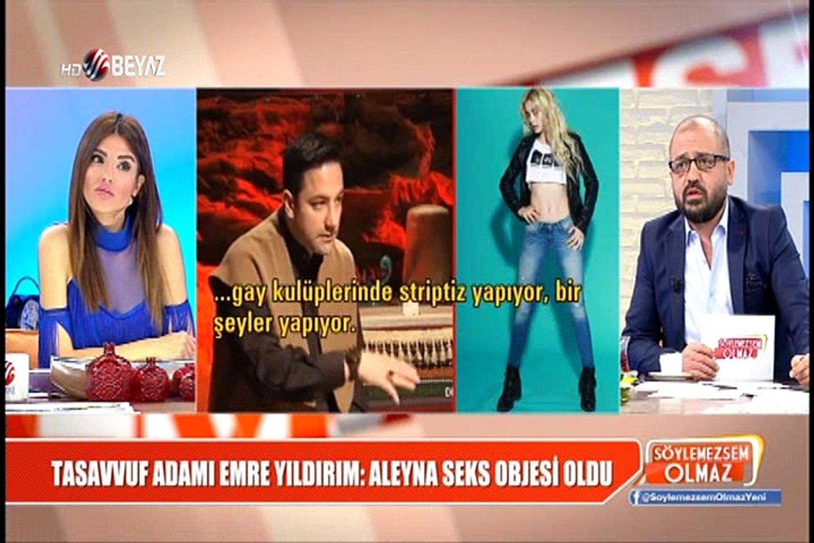 Sufi Emre Yıldırım'dan Aleyna Tilki için şok yorumlar