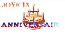 Joyeux anniversaire en francais - joyeux anniversaire humour - anniversaire chanson HD-qOpHuiItuCQ