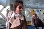 Manu Carrasco y Almudena pasan su Navidad más especial