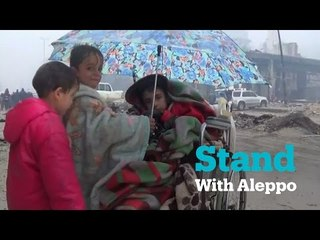 Here are 5 things to do to help the people of Aleppo