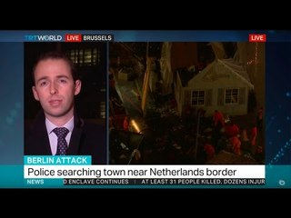 Berlin Attack: Interview with Riccardo Dugulin