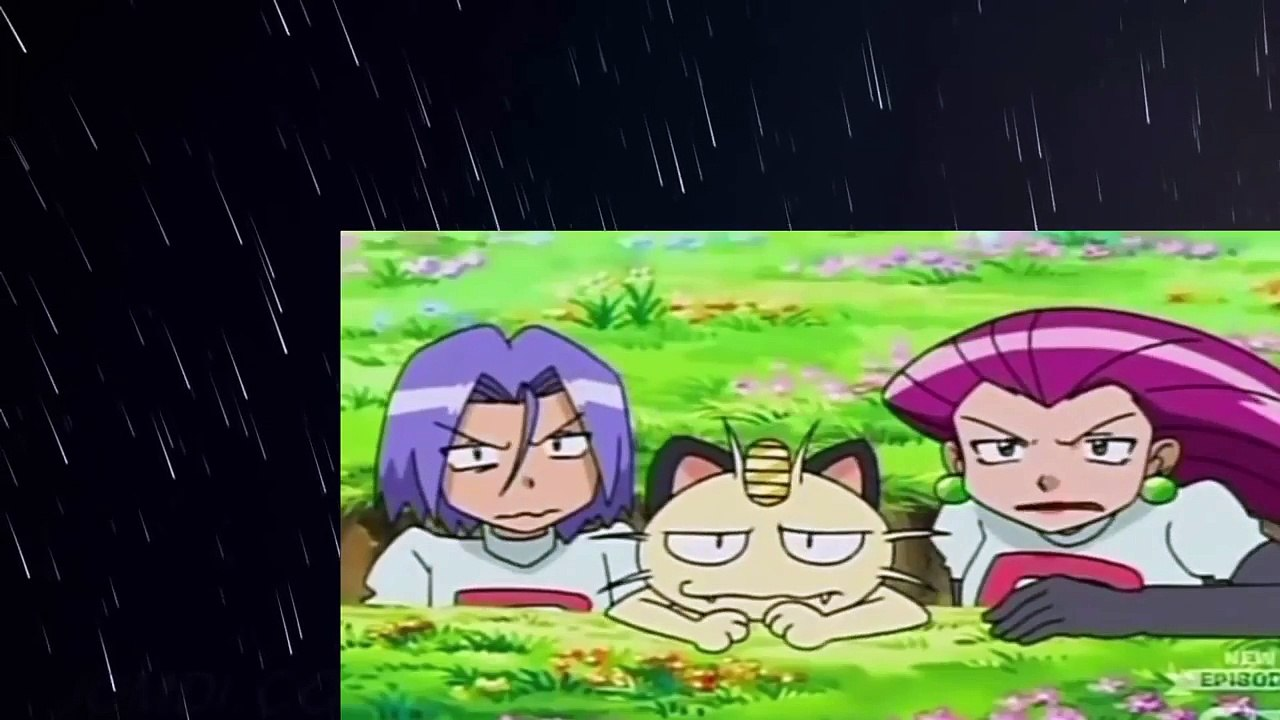 Pokemon Funniest Moments TEAM ROCKET Try not to laugh! - video Dailymotion