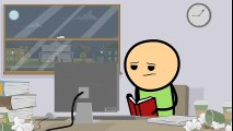 Book Report - Cyanide & Happiness Shorts