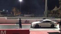 EKanooRacing's Super Street Lexus RCF Runs 4.16@317KM H (197MPH) at 1 8 Mile