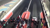 EKanooRacing's Super Street V8 Lexus RCF Runs 4.11@319KM H (198MPH) at the 1 8mile