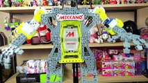 Toy Robot for Kids Meccano Tech Meccanoid G15 Personal Robot Kinder Playtime